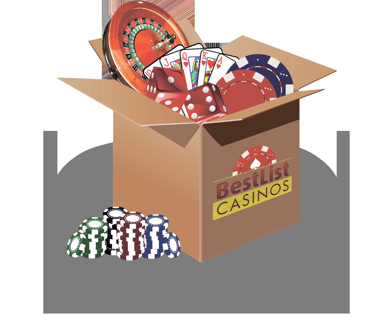 List Of Online Casinos