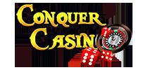 Conquer Casino Review Logo