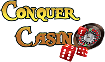 Conquer Casino Review Logo