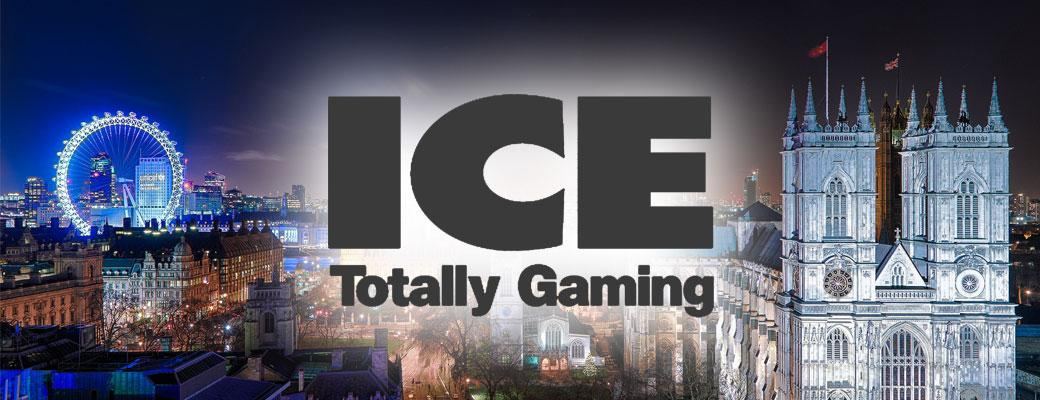 ICE Totally Gaming London