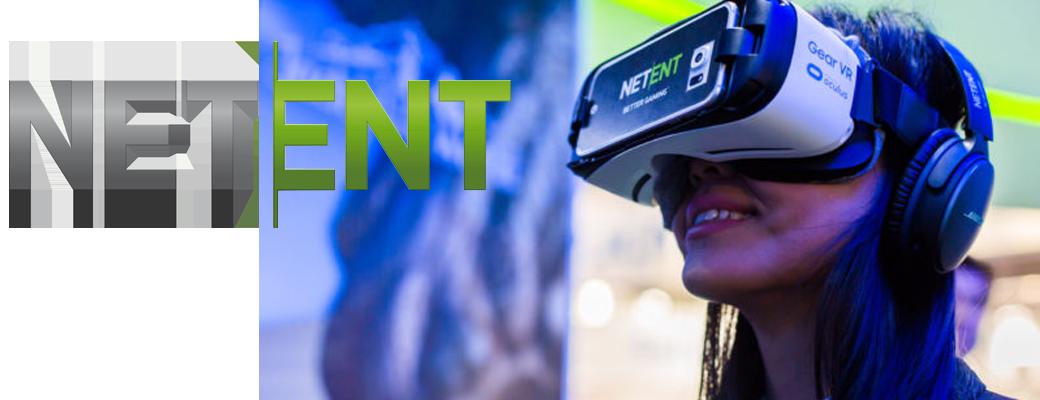 NetEnt Virtual Reality