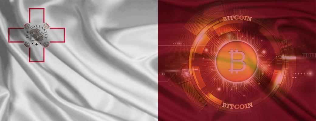 Malta Blockchain and bitcoin