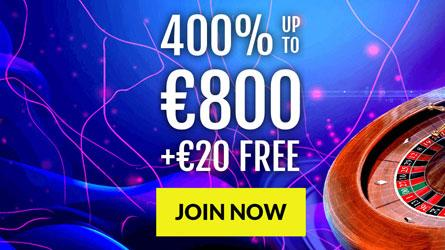 Casino1 Promotion Offer