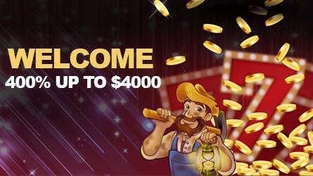 LuckyRed Casino Promotion
