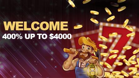 LuckyRed Casino Promotion